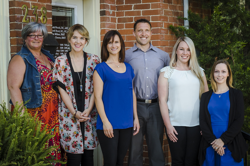 The Definitive Chiropractic team